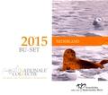 Нидерланды 3,88 евро 2015.Годовой набор евро.Арт.000132550443/60