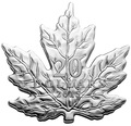 Канада 20 долларов 2015.Канадский Кленовый лист.Арт.60