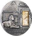Ниуэ 2 доллара 2015.Египет - Сфинкс.Арт.60