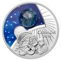 Канада 20 долларов 2016.Вселенная.Космос.Телескоп.Арт.60