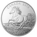 Канада 100 долларов 2015.Канадская лошадь.Арт.000598950391/60