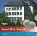 Люксембург 20 евро 2006.150-летие Государственного Совета Люксембурга.Арт.60