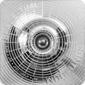 Острова Кука 2 доллара 2015.Пространственно-Временной Континуум (космос).Арт.60