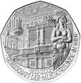 Австрия 5 евро 2012.200 лет Общества любителей музыки.Арт.000070136978/60