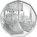 Австрия 5 евро 2011.Колокол - Пуммерин.Арт.000167143876/60