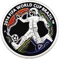 Австралия 50 центов 2012.Футбол – ФИФА 2014 – Чемпионат Мира в Бразилии.Арт.51020/60
