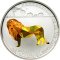 Того 100 франков 2011.Лев (призма).Арт.000091534353/60