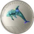 Конго 5 франков 2003.Дельфин (призма).Арт.60