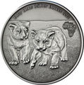 Конго 2000 франков 2013.Детеныши льва (львята).Арт.000567547461/60