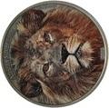 Конго 5000 франков 2013.Лев (эмаль).Арт.001574549753/60