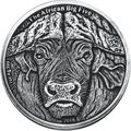 Буркина Фасо 1000 франков 2014.Буйвол.Арт.60