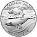 Канада 100 долларов 2016.Кит.Арт.60