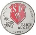 Франция 10 евро 2009.Регби - Stade francais – серия Великие спортивные клубы.Арт.000151530324/60
