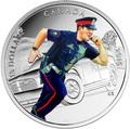 Канада 15 долларов 2016.Полицейский – Национальные герои.Арт.60