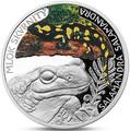 Ниуэ 1 доллар 2015.Саламандра – Под угрозой исчезновения (Буклет).Арт.60