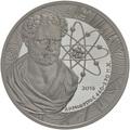 Греция 10 евро 2016.Демокрит – Греческая культура и цивилизация.Арт.60