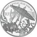 Франция 1,5 евро 2005.Жуль Верн - Двадцать тысяч лье под водой (Vingt mille lieues sous les mers).Арт.60
