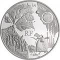 Франция 1,5 евро 2005.Жуль Верн - С Земли на Луну (De la Terre a la Lune).Арт.60