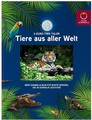 Австрия 3 евро 2016-19 Альбом под полную серию монет (Colourful Creatures).Арт.60