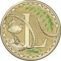 Австралия 1 доллар 2017.Алфавит – L – Лирохвост (Блистер).Арт.000086253553/60