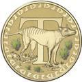 Австралия 1 доллар 2017.Алфавит – T – Тасманийский тигр (Блистер).Арт.000086253561/60