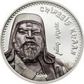 Монголия 1000 тугриков 2014 Чингисхан.Арт.000266448582/60