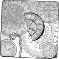 Острова Кука 5 долларов 2017 Капсула Времени (Time Capsule Coin).Арт.000607754008/60