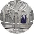 Палау 50 долларов 2017 Уэльский кафедральный собор (Wells Cathedral) серия Тиффани Арт (Килограмм).Арт.023284154018/60