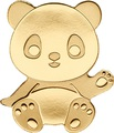 Палау 1 доллар 2017 Маленькая Панда (Little Panda).Арт.000280754030/60