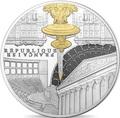 Франция 10 евро 2017 Национальное собрание и Площадь Согласия.Арт.60
