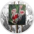 Канада 20 долларов 2017 Художники Канады серия На пленэре Картина Весенние подарки.Арт.60