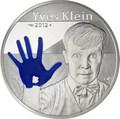Франция 10 евро 2012 Ив Кляйн – Европейские художники.Арт.000328848544/60