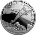 Ниуэ 1 доллар 2017 Чарльз Линдберг – Век полетов (Самолет Дирижабль Спутник) Niue 1 dollar 2017 Century of flight Charles Lindbergh.Арт.60