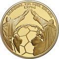 Португалия 2,5 евро 2014 Футбол ФИФА 2014 Чемпионат Мира в Бразилии (Portugal 2,5 Euro 2014 FIFA World Cup Brasil).Арт.00227425534/60