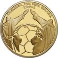 Португалия 2,5 евро 2014 Футбол ФИФА 2014 Чемпионат Мира в Бразилии (Portugal 2,5 Euro 2014 FIFA World Cup Brasil).Арт.00227425534/60