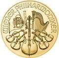 Австрия 50 евро 2017 Венская Филармония (Austria 50 Euro 2017 Vienna Philharmonic 1/2 oz Gold).Арт.60