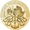 Австрия 25 евро 2017 Венская Филармония (Austria 25 Euro 2017 Vienna Philharmonic 1/4 oz Gold).Арт.60