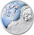 Канада 30 долларов 2006 Канадарм Крис Хэдфилд Космос Голограмма (Canada 30$ 2006 Canadarm Space Hologram).Арт.000462254326/60