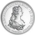 Австрия 20 евро 2017 Мария Терезия – Смелость и Решительность (Austria 20 Euro 2017 Maria Theresa Courage and Determination).Арт.60