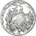 Южная Африка 5 центов 2013 Рыба Клоун серия Охрана морских территорий (South Africa 5c 2013 Marine Protected Areas Clownfish).Арт.000235444021/60