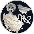 Южная Африка 2 ранда 1995 ФАО Птица (South Africa 2R 1995 FAO Bird).Арт.000193237658/60