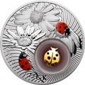 Ниуэ 2 доллара 2012 Божья Коровка Монеты на Удачу (Niue 2$ 2012 Lucky Coin Ladybug).Арт.000330349045/60