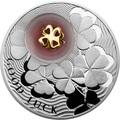 Ниуэ 2 доллара 2012 Клевер Монеты на Удачу (Niue 2$ 2012 Lucky Coin Clover).Арт.000330349049/60