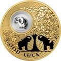 Ниуэ 2 доллара 2013 Слон Монеты на Удачу (Niue 2$ 2013 Lucky Coin Elephant GPL).Арт.000330349043/60