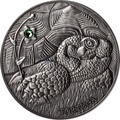 Андорра 10 динеров 2014 Болотная Черепаха Атлас Дикой Природы Европы (Andorra 10D 2014 Atlas of Wildlife Europa The Pond Turtle).Арт.000670949756/60