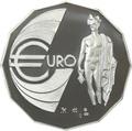 Словакия евро 2002 Меркурий Медаль (Slovakia Euro 2002 Mercury Silver Medal).Арт.000215043686/60