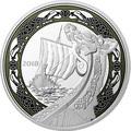 Канада 20 долларов 2018 Северная Ярость Корабли Викингов (Canada 20C$ 2018 Viking Ships Northern Fury).Арт.60