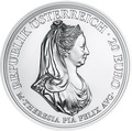 Австрия 20 евро 2018 Мария Терезия – Вера и Милосердие Лев (Austria 20 Euro 2018 Maria Theresa Clemency and Faith).Арт.60