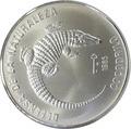 Куба 5 песо 1985 Крокодил (Cuba 5 Pesos 1985 Crocodile).Арт.000104855906