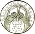 Гаити 25 гурдов 1975 Международный Год Женщин (Haiti 25G 1975 Annee de la femme).Арт.000171441142/60